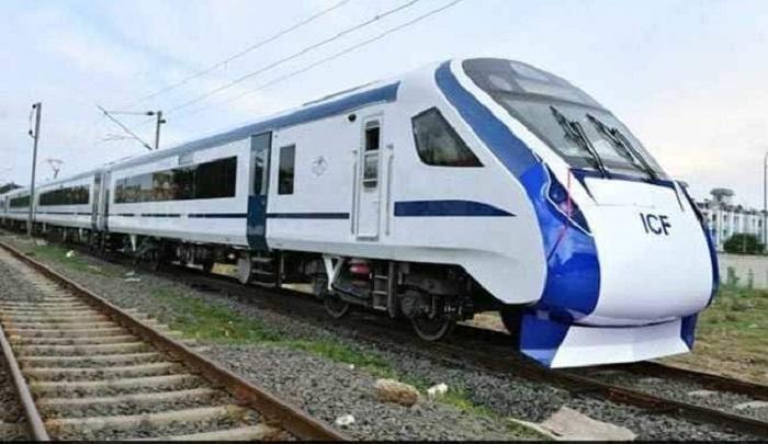 Train 18 named Vande Bharat Express: Goyal