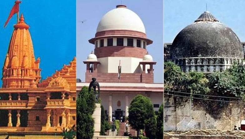 SC cancels Jan 29 hearing on Ayodhya land dispute case