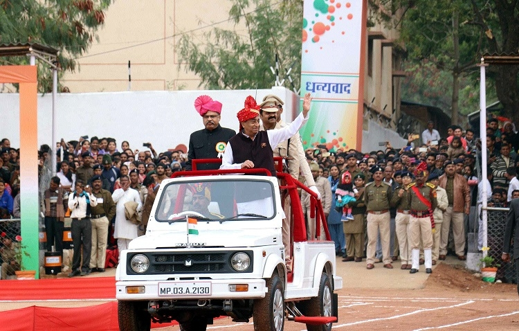 CM launches scheme for youths on R-Day in Chhindwara