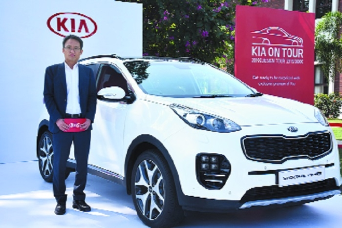 Kia to launch SP2i in India during second half of 2019
