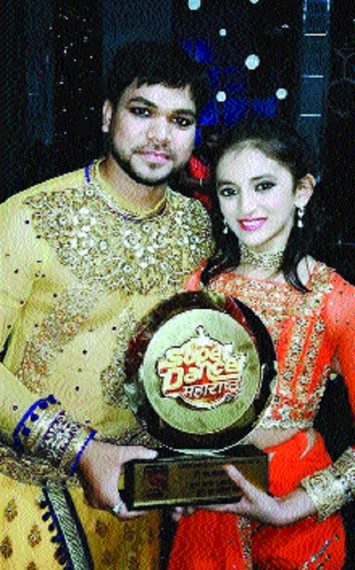 Bhilai lass, Anwesha emerges runner-up of 'Super Dancer Maharashtra'