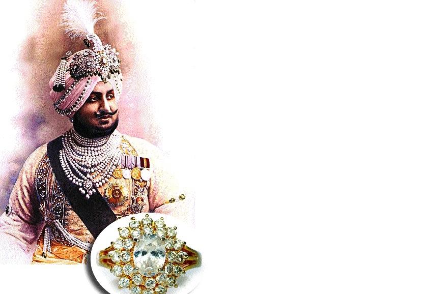 Diamonds & India