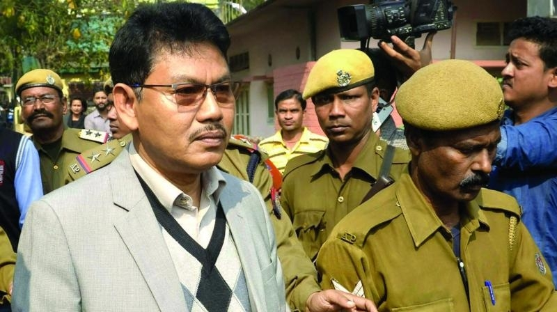 NDFB chief, 9 others get lifer for Assam blasts