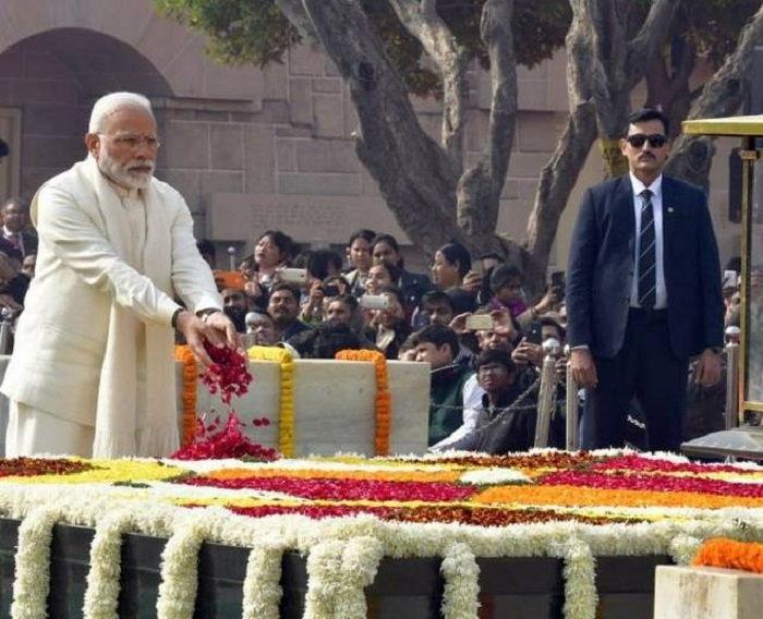 Nation remembers Mahatma on his 71st death anniversary