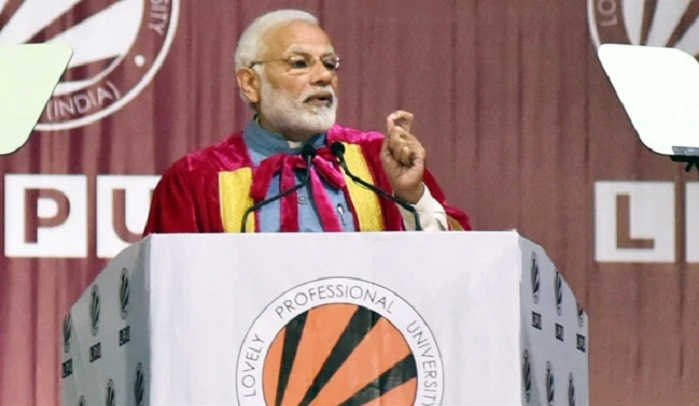 PM's new slogan Jai Anusandhan to promote research
