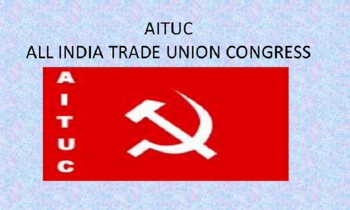 AITUC condemns Govt move to amend Trade Union Act