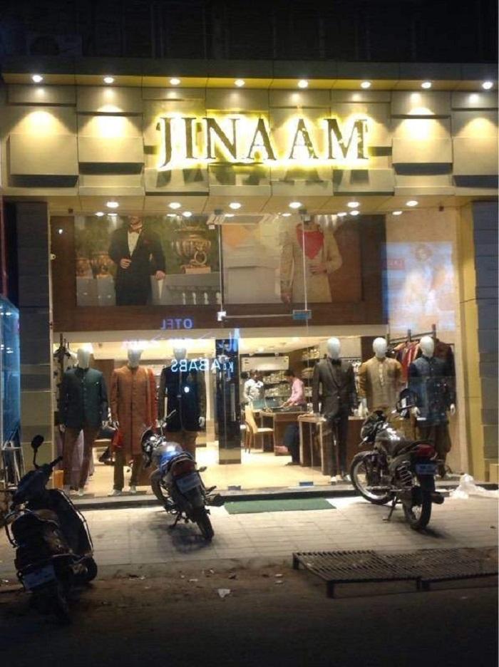 New men's wedding ethnic stock at Jinaam