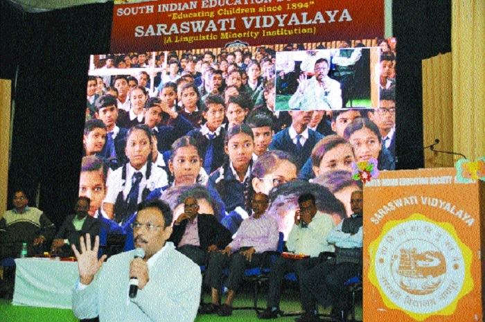 Follow 'No gadgets day' once in a week: Tawde