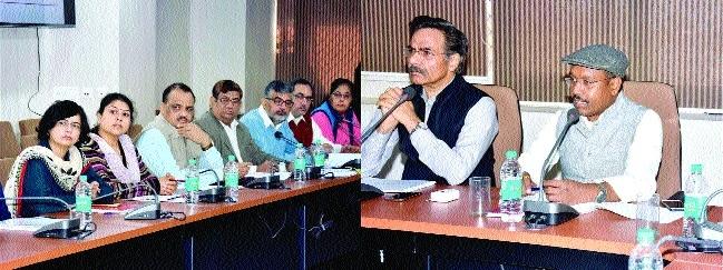 Prepare master plan of every gram panchayat: Kamleshwar Patel
