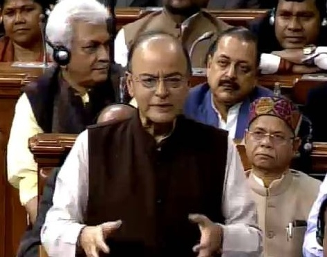 No loss of jobs due to merger of Public Sector Banks: Jaitley