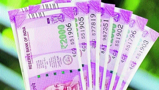 Government indicates printing of  Rs 2,000 note is being stopped
