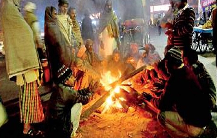 Cold wave back in Bhopal, other parts of State