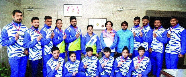 MP Martial Arts players to participate in senior national competition