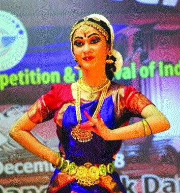 Classical dancer Shaily shines in Intl dance fest