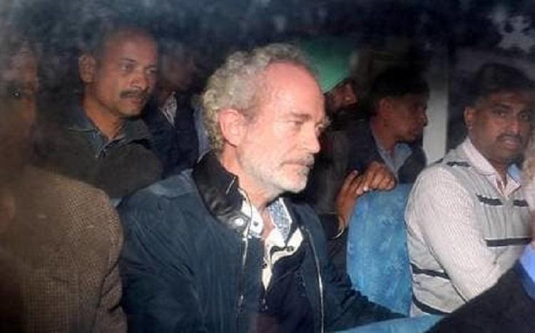 Court sends Michel to judicial custody