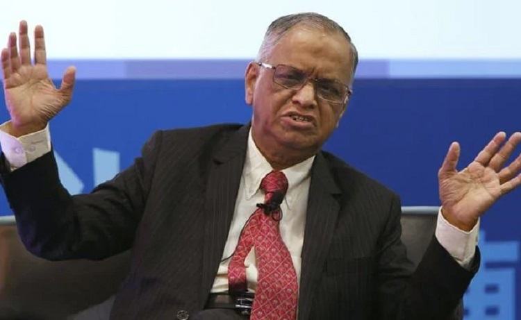 India needs more women researchers: Murthy
