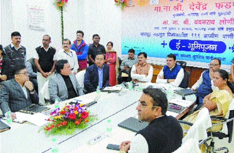 CM assures to provide drinking water to 20,000 villages