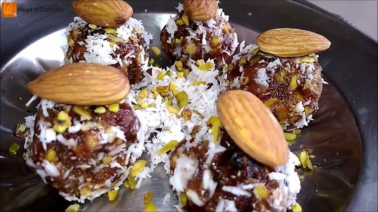 Haemoglobin Laddu at World's Best Dry Fruits