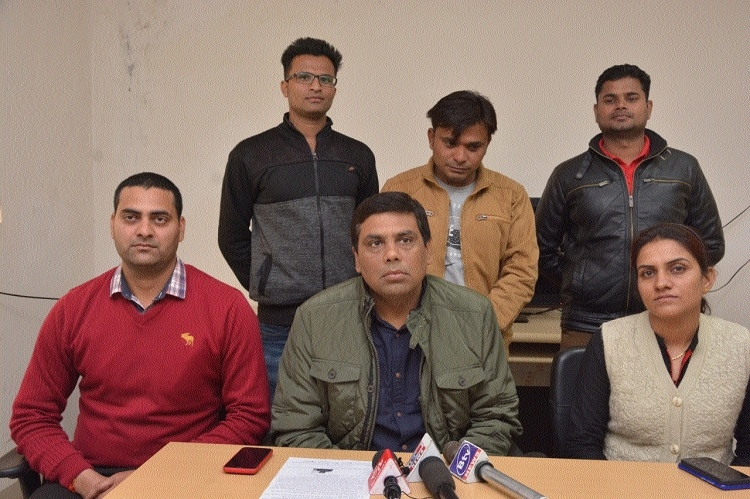 Cyber cops nab Vidisha resident for duping many
