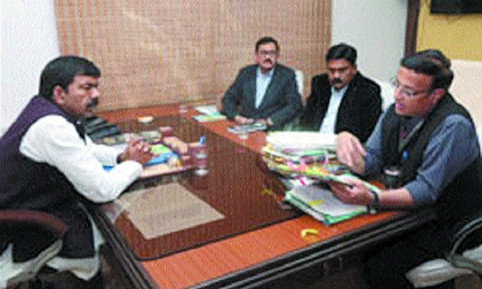 Minister Jaiswal assumes charge of Chairman of Mining Corporation