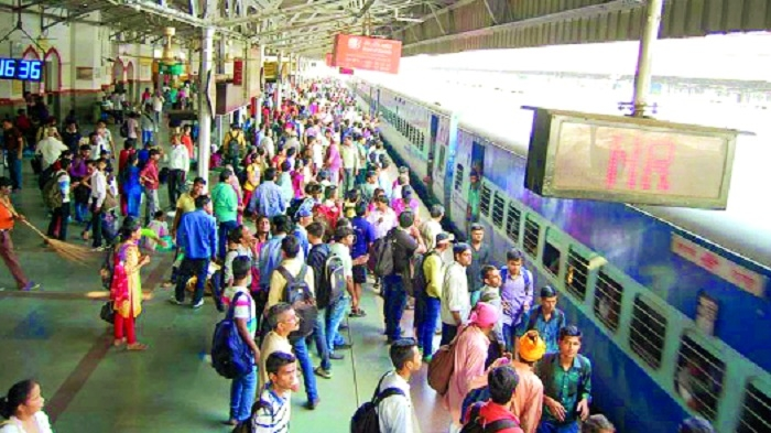 Rlys plans to seal stations 20 minutes ahead of train departure