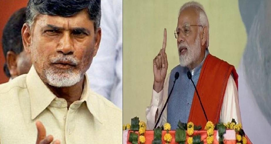 Chandrababu daydreaming of becoming PM, says Modi