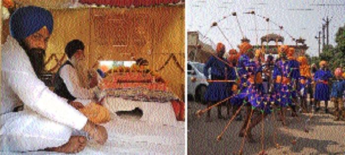 Religious events organised on birth anniversary Guru Gobind Singh