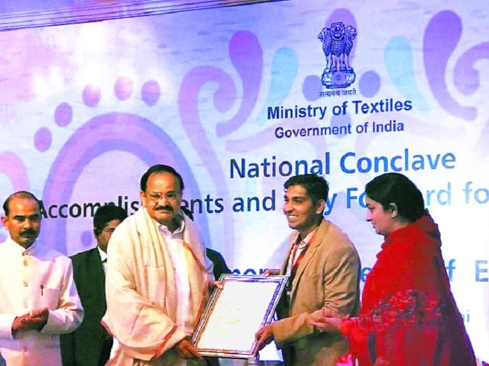 Prashant Mohota gets prestigious award