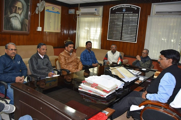 Meeting held to discuss preparations for RDU's 31st convocation event