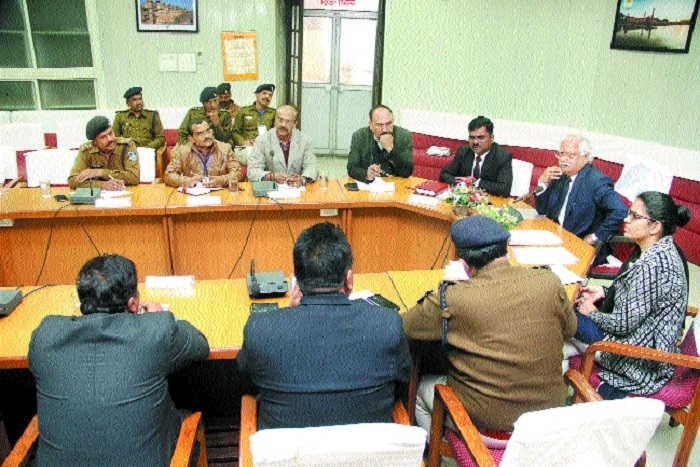 Republic Day review meeting held