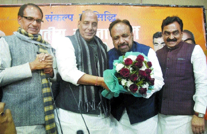 Gopal Bhargava to be Leader of Opposition in Assembly