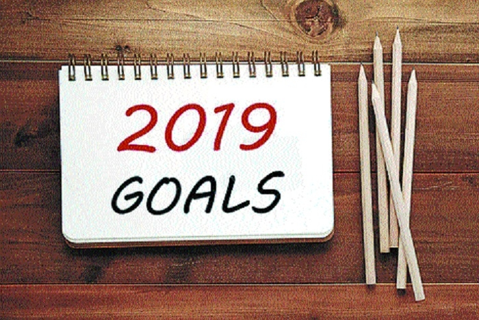Set your New Year Goal scientifically