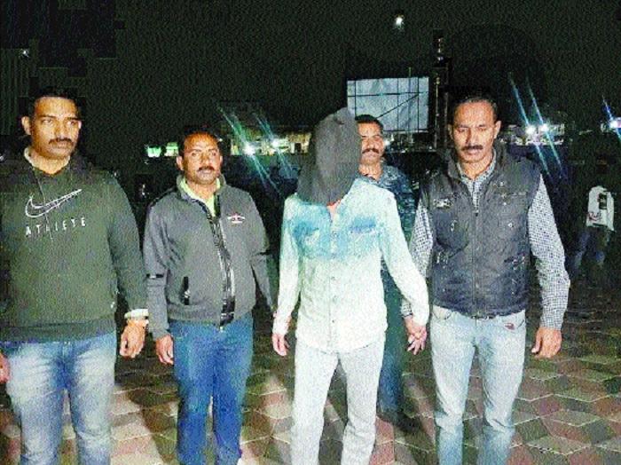Drug mafia Abu Khan held, Mephedrone seized