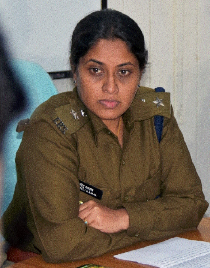 State Capital gets its first ever woman SP