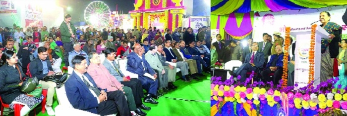 Bhopal Utsav Mela transforms into tree from seed: Governor
