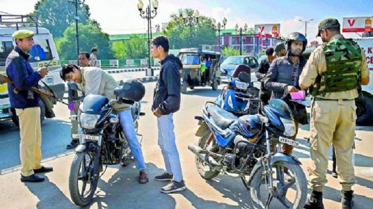 Security beefed up in J&K after grenade attack