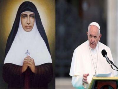 Pope elevates Indian nun Mariam Thresia to sainthood