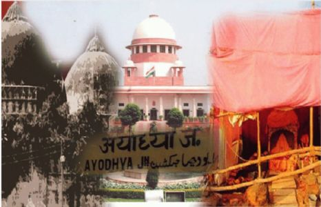 Ayodhya hearing in SC to enter final leg today