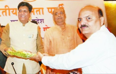 Motwani appeals Piyush Goyal to regularise meeting of ZRUCC