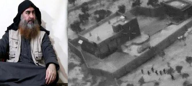 US releases video of Baghdadi raid