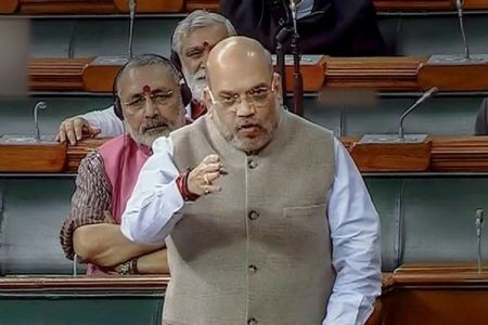 Release of J&K leaders on administration call: Shah