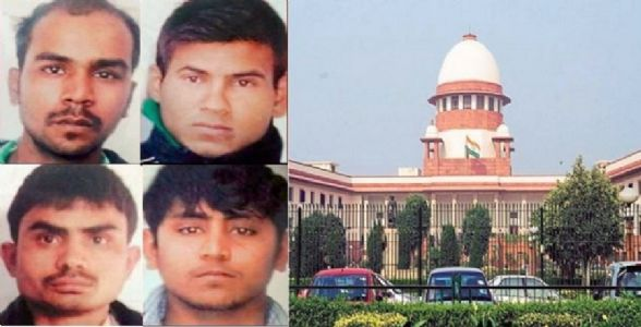 1 of 4 convicts moves SC seeking review of death penalty in Nirbhaya rape case