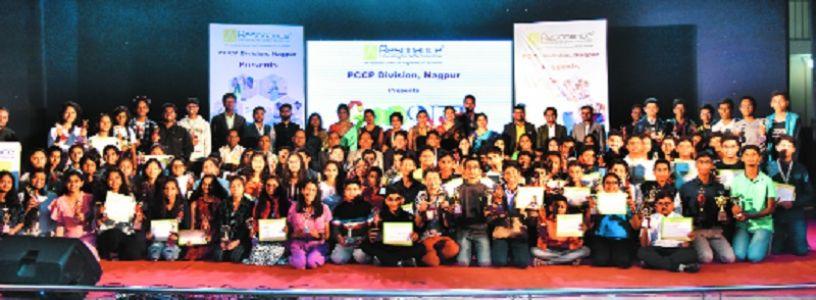 Resonance Nagpur celebrates 'Goonj 2019'