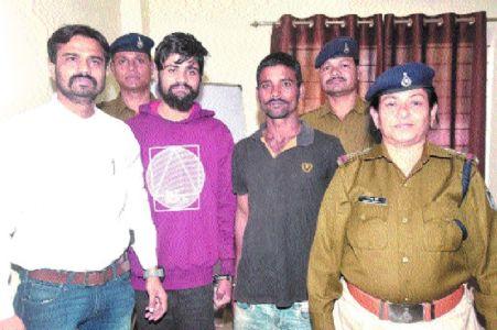 2 accused absconding in dhaba owner's murder case held