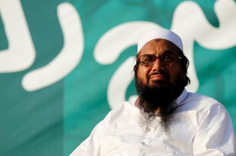 Pak court indicts Saeed f