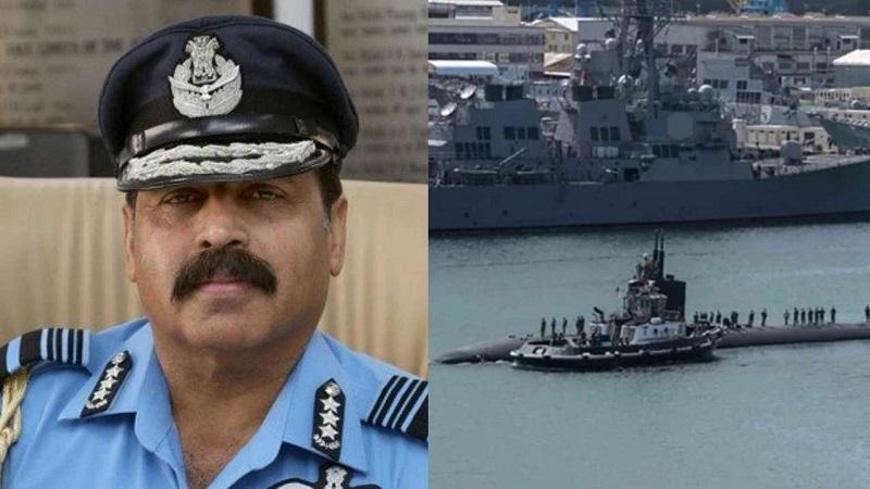 Air Chief Marshal Bhadaur