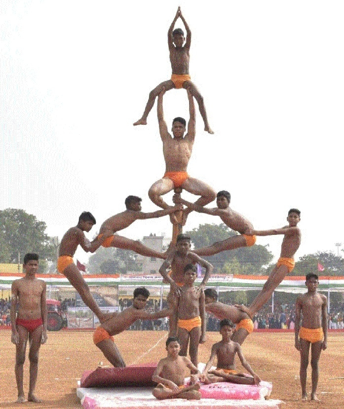 Tribal children of Abujhmad to perform 'Malkhamb' in Japan