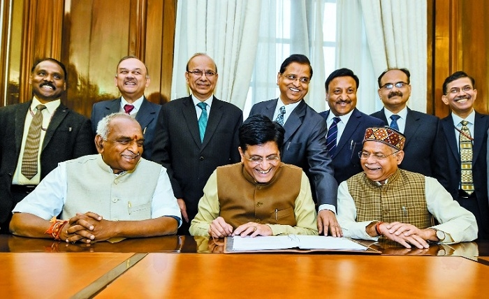 I-T concessions, farm relief package may figure in Goyal's Budget today