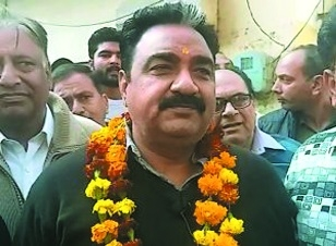 BJP's Krishan Middha wins Jind by-election