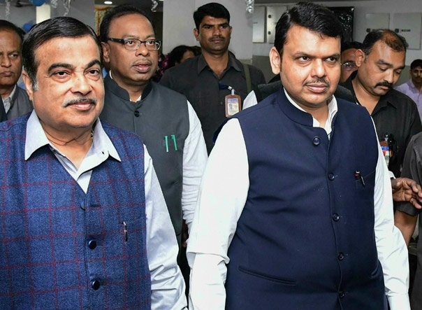 Fadnavis, Gadkari to launch India's first Safe, Smart City Project